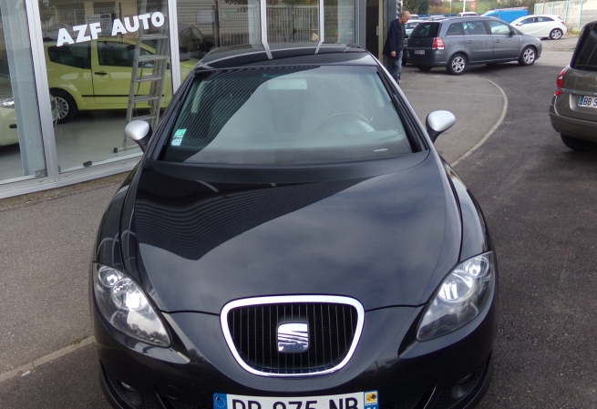 seat leon 1 9 tdi 105cv look fr 5p prix nous contacter azf auto achat vente de v hicules. Black Bedroom Furniture Sets. Home Design Ideas