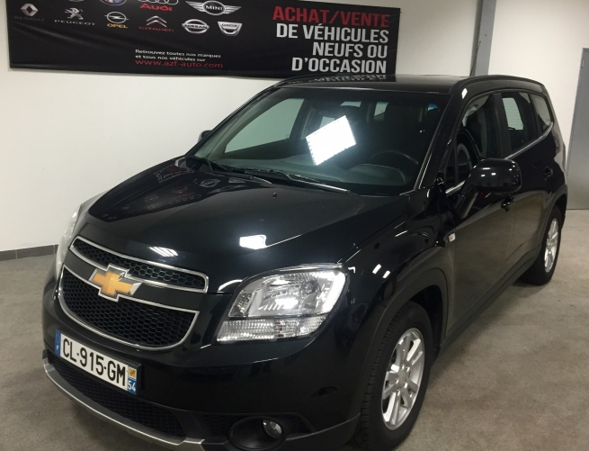 Chevrolet Orlando 2.0 VCDI 163cv LTZ 7pl gtie 1an &nbsp;&nbsp;/&nbsp;&nbsp;<span style='font-weight:600'>Prix : nc</span><a href='http://www.azf-auto-occasion.com/fiche-auto/515-chevrolet-orlando-2-0-vcdi-163cv-ltz-7pl-gtie-1an' style='font-weight:600;display:block;float:right;color:#B41818;margin-right:45px'>En savoir +</a>