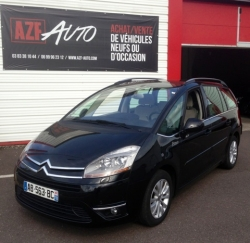 Citroen Grand C4 Picasso 1.6 HDI 110cv EXCLUSIVE 7 places