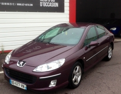 Peugeot 407 2.0 HDI 136 EXCLUSIVE PACK