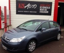 Citroen C4 1.6 HDI VIRGIN MEGA