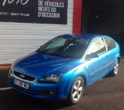 Ford Focus 1.6 TDCI 110CV PACK SPORT