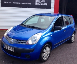 Nissan Note 1.5 DCI 68CV