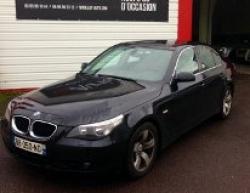BMW 525 D 3.0l Pack luxe BVA E60