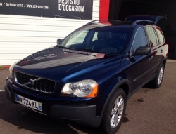 Volvo XC 90 2.4 D5 Xenuim geartronic 7 places full