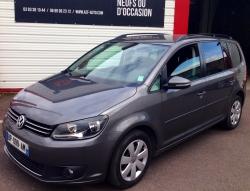Volkswagen Touran 1.6 TDI 105cv confortline business GPS