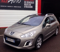 Peugeot 308 1.6 hdi 92 cv LED GPS