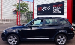 BMW X3 2.0d 177cv pack luxe pack M