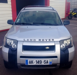 Land Rover Freelander  TD4 Helly Hansen