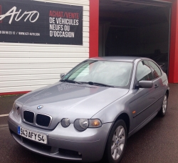 BMW 318 TD compact