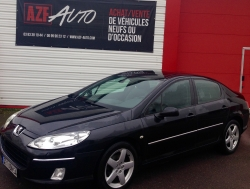Peugeot 407 2.0 HDI 136cv griffe
