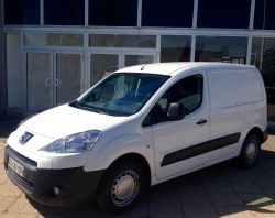 Peugeot Partner 3 places HDI 90