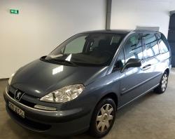 Peugeot 807 phase II 2.0 HDI Navtech GPS 7pl BVA
