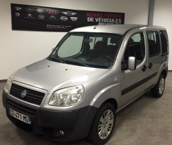 Fiat Doblo ph2 1.9 JTD 120cv 7places Family