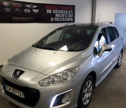 Peugeot 308 SW 1.6 HDI 92cv Ph II GPS LED