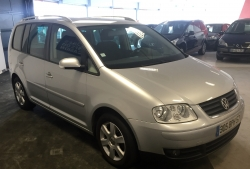 Volkswagen Touran 2.0 TDI 136cv 7places 1er main