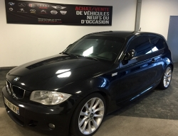 BMW 123 d 204cv bi-turbo coupe pack M